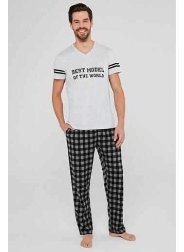 Penti Best Model Pijama Takımı Renkli